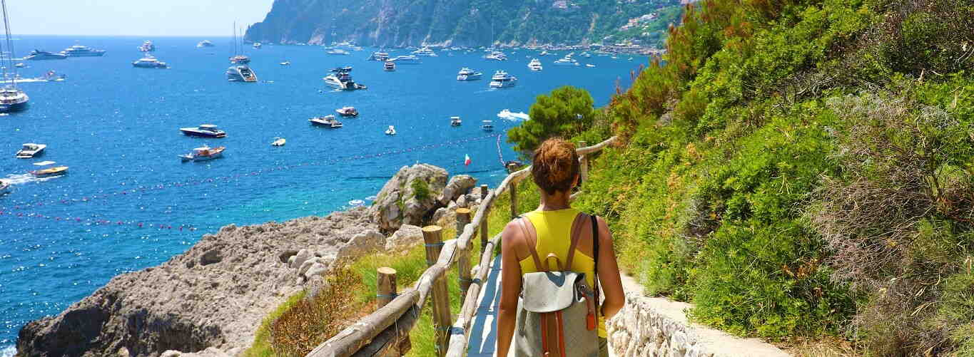 1 Day Capri Tour from Naples