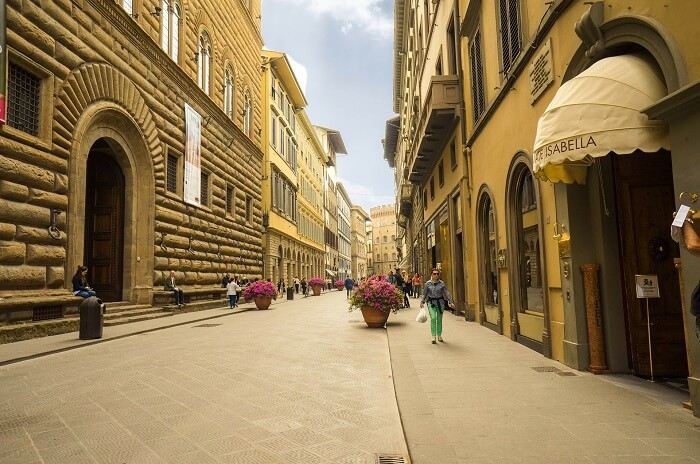 Exploring Florence City