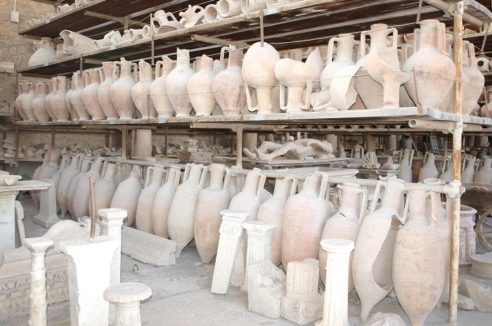 Ancient Pots