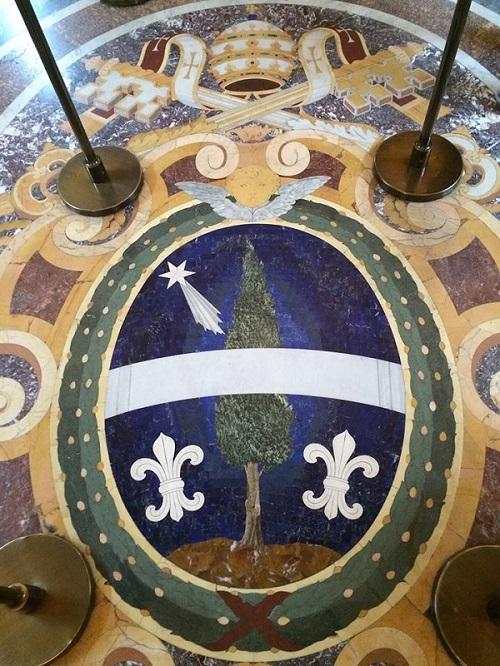 Vatican Floor