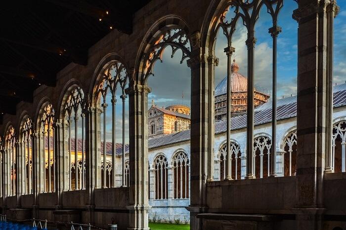 Pisa Architecture
