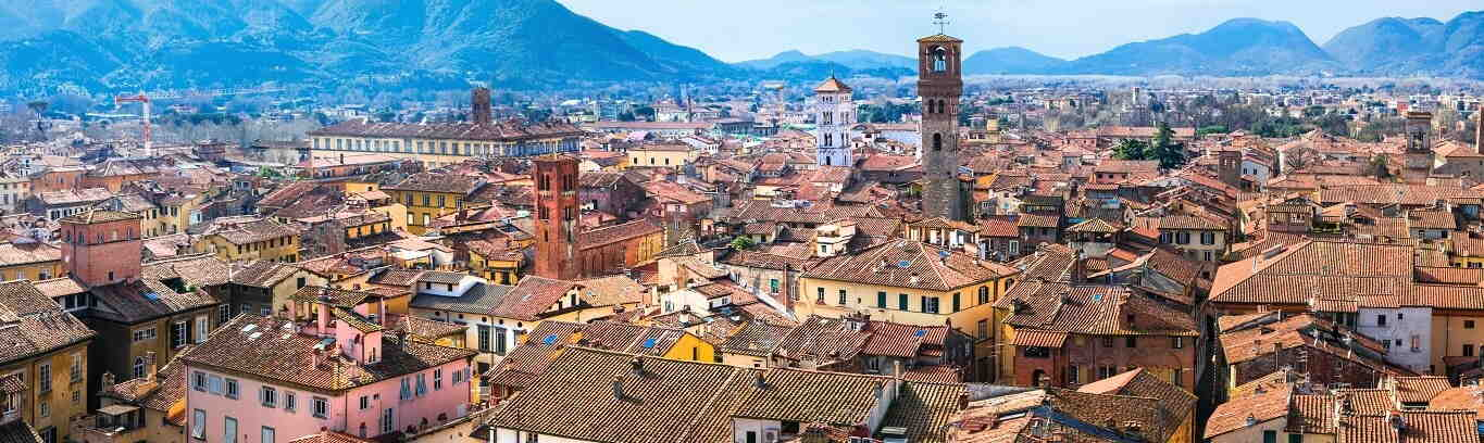Pisa and Lucca Day tour from Florence
