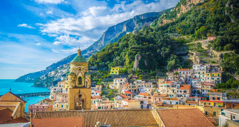 Capri Anacapri - Amalfi | Transat