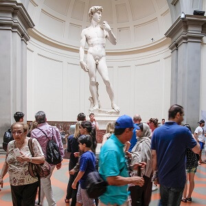 Accademia and Florence City Tour