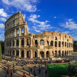 Colosseum & Rome City Tour