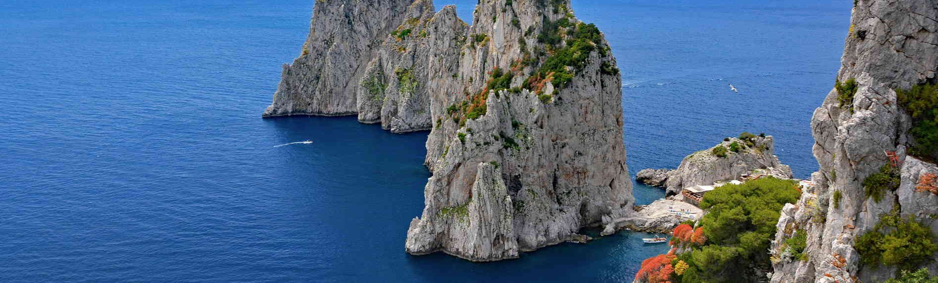 Faraglioni Rocks
