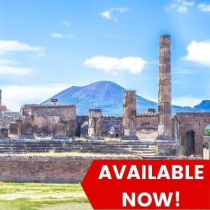 Pompeii & Vesuvius Tour from Sorrento