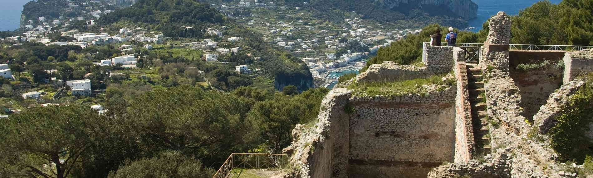 Palace of Emperor Tiberius