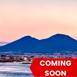 Pompeii & Vesuvius Tour from Naples