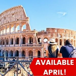 Afternoon Ancient Rome & Colosseum Tour