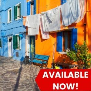 Venice Islands To Murano, Burano & Torcello Tour