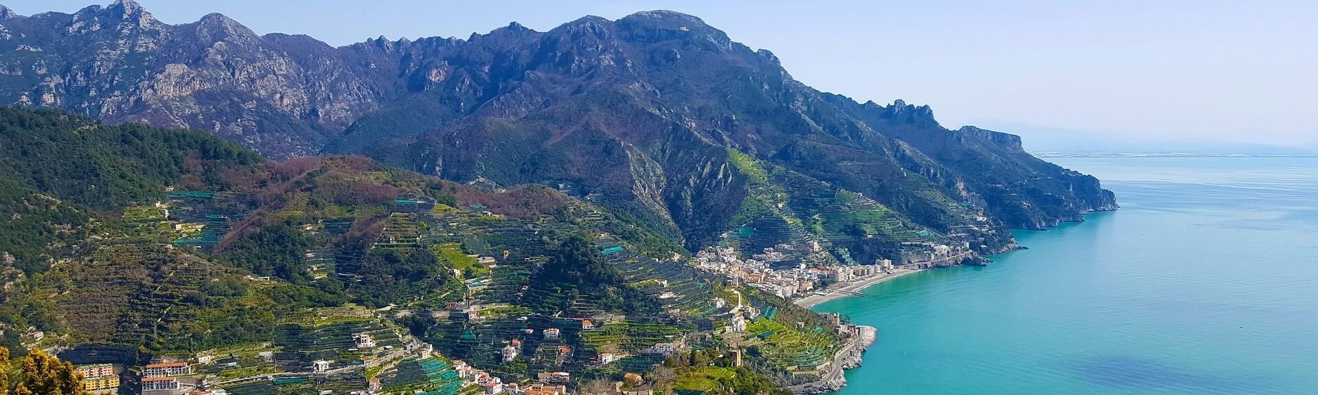 Amalfi Coast Tour from Sorrento