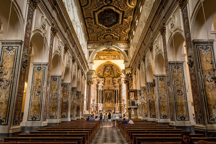 Amalfi - Cathedral of St Andrew