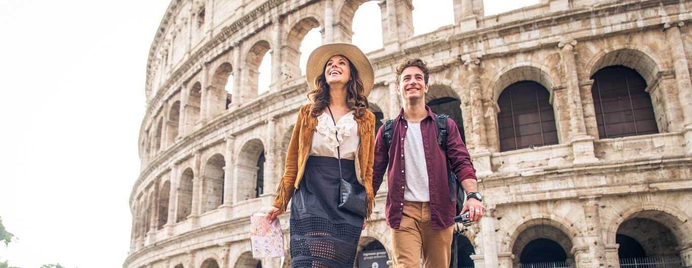 Colosseum & Rome City Tour
