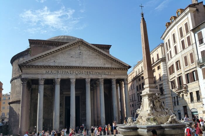 House of Pantheon