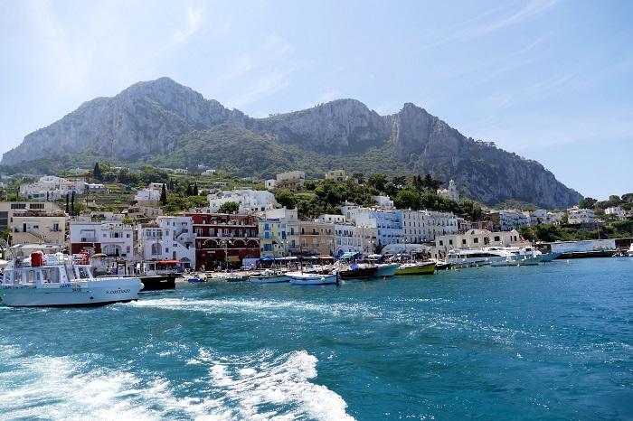Capri Ferry