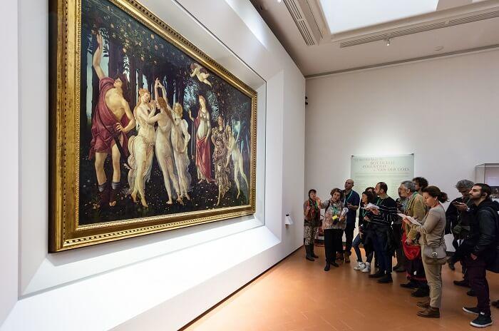 Botticelli - Primavera