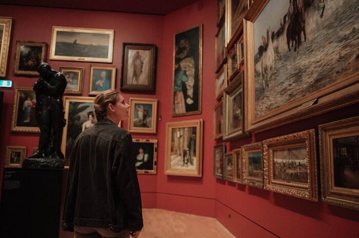 Exploring the Uffizi Gallery