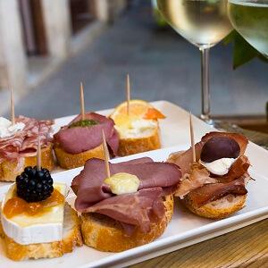 Tour gastronomico di Venezia con pranzo
