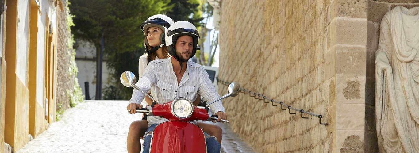 Afternoon Tuscany Vespa Tours from Florence