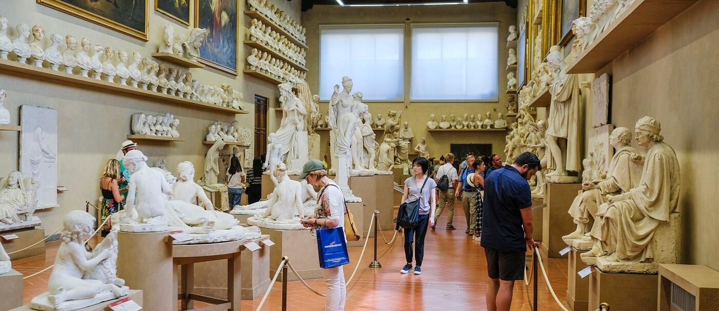 La Galleria dell'Accademia