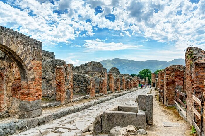 Guided Tour Through the Ruins