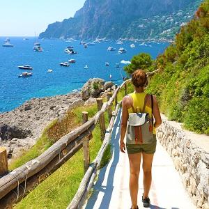 Tour di un Giorno a Capri da Napoli