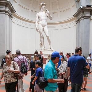 Tour dell'Accademia e della Città di Firenze