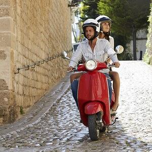 Tour Pomeridiano Toscana in Vespa da Firenze