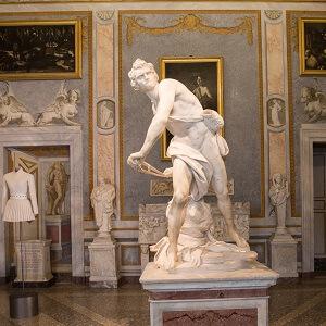 Tour della Galleria Borghese