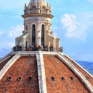 Tour del Duomo di Firenze con la Cupola del Brunelleschi
