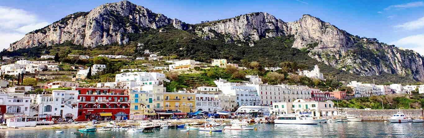 Isola di Capri Tours