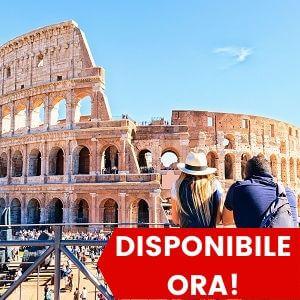 Pomeridiano Tour dell'Antica Roma e Colosseo