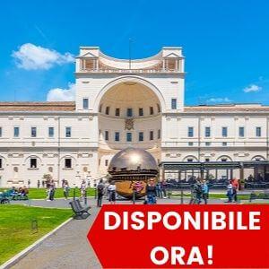 Tour Mattutino Privato del Vaticano