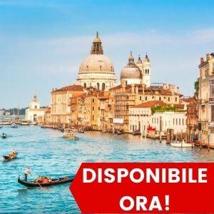 Tour Mattutino in Gondola a Venezia
