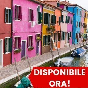 Tour Pomeridiano delle Isole Veneziane a Murano, Burano e Torcello