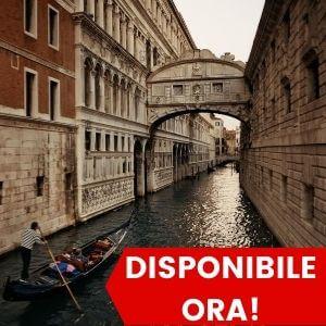 Tour Pomeridiano in Gondola di Venezia