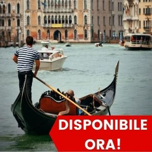Tour Privato in Gondola di Venezia