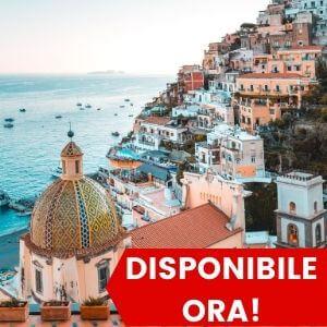 Tour della Costiera Amalfitana da Napoli