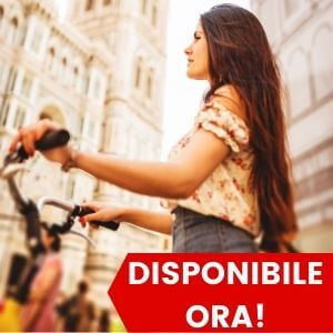 Tour Pomeridiano in Bici a Firenze