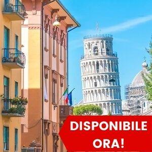 Tour a Piedi di Pisa di Due Ore