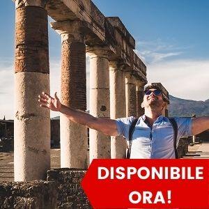 Tour di Pompei da Roma