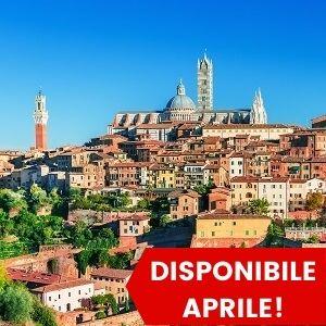 Tour di un Giorno in Toscana - Siena, San Gimignano, Pisa e Pranzo in Cantina a Chianti