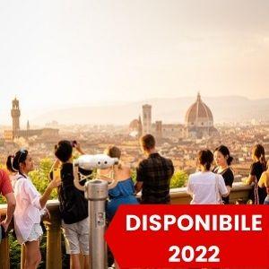 Tour di Firenze con Galleria dell'Accademia e degli Uffizi