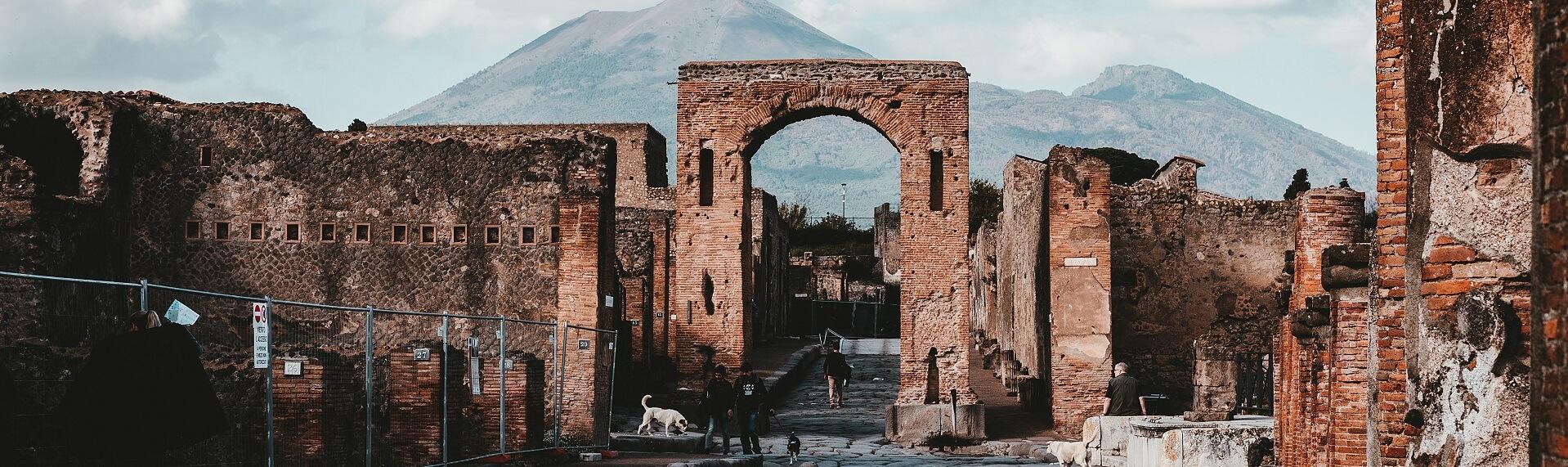 2 ore visita guidata di pompeii