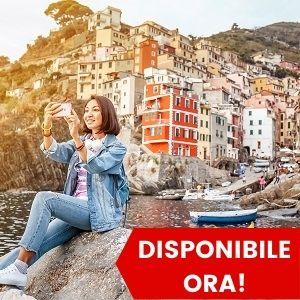 Tour delle Cinque Terre da Firenze