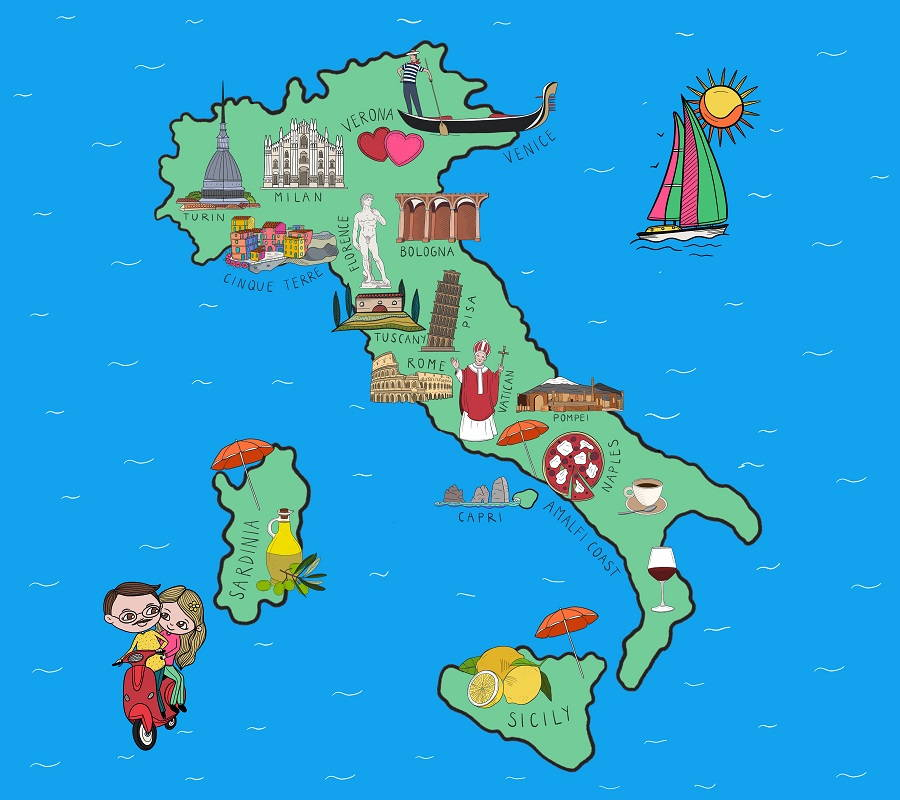 Quality Italian Tours At Great Prices Sightseeing Tours Italy