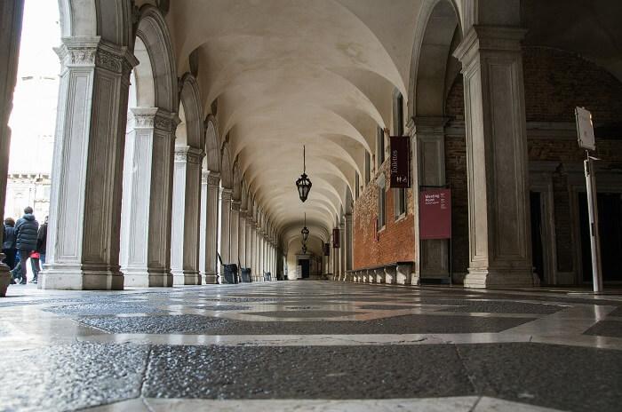 Inside Doge's Palace