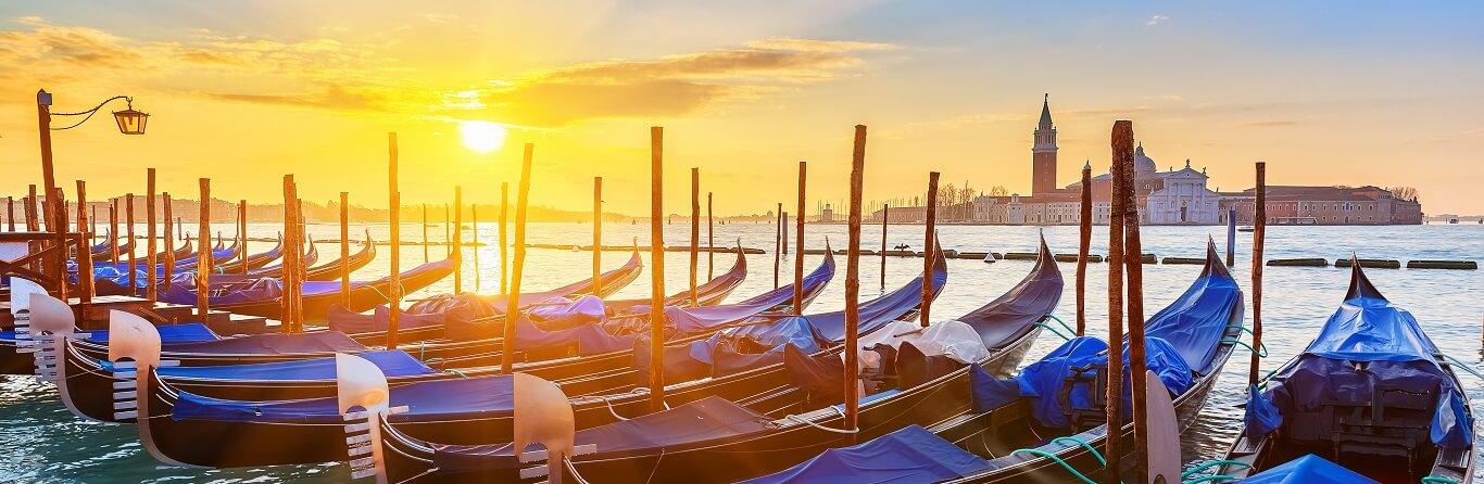 Afternoon Venice Gondola Ride