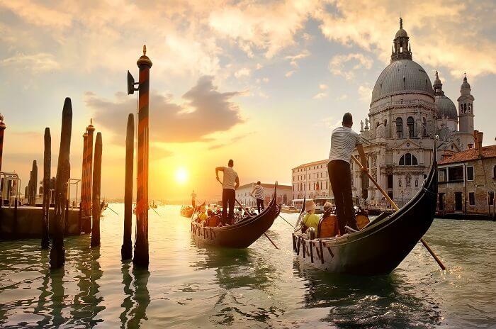 Afternoon gondola ride